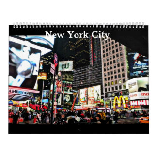 New York City Calendar