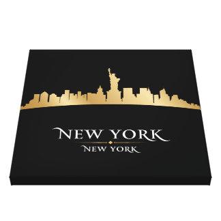 New York City - Canvas Print - SRF