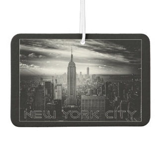 NEW YORK CITY car air freshner Car Air Freshener