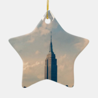 New York City Ceramic Ornament