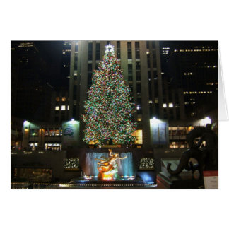 New York City Christmas Card