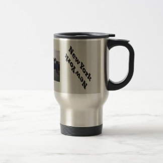 New York City Commuter Mug NYC