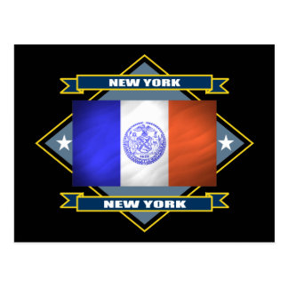 New York City Diamond Postcard