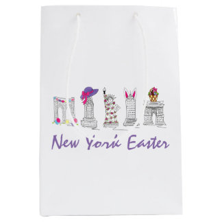 New York City Easter NYC Landmarks Gift Bag
