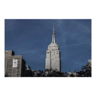 New York City Empire State Building Photo