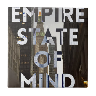 new-york-city-empire-state-of mind ceramic tile