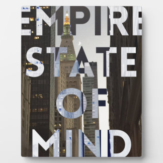 new-york-city-empire-state-of mind plaque