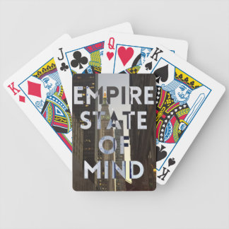 new-york-city-empire-state-of mind poker deck