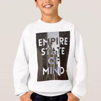 new-york-city-empire-state-of mind sweatshirt