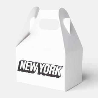 New York City Favor Box