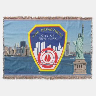 New York City Fire Department Throw