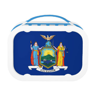 New York City Flag Lunch Box