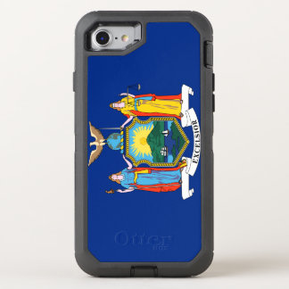 New York City Flag OtterBox Defender iPhone 8/7 Case