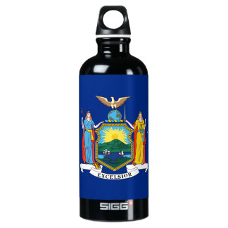 New York City Flag Water Bottle