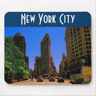 New York City (Flatiron) Mousepad
