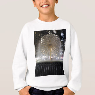 New York City Fountain Sweatshirt