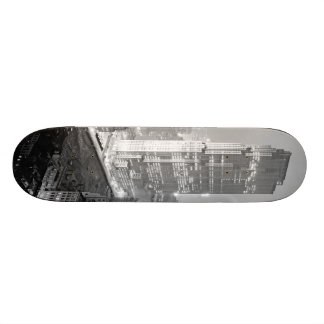 New York City from Old Union Club 1933 Skate Deck