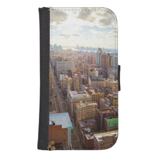 New York City Galaxy S4 Wallets