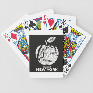 New York City gifts, NYC, Brooklyn ,Queens,Bronx Bicycle Playing Cards
