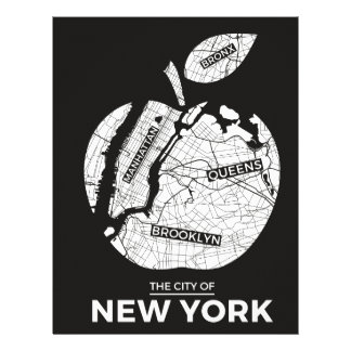 New York City gifts, NYC, Brooklyn ,Queens,Bronx Letterhead