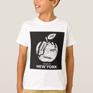 New York City gifts, NYC, Brooklyn ,Queens,Bronx T-Shirt