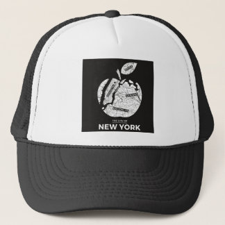 New York City gifts, NYC, Brooklyn ,Queens,Bronx Trucker Hat