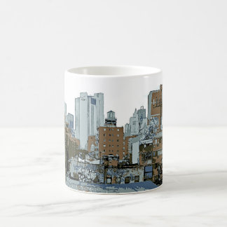 New York City Graffiti Coffee Mug