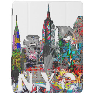 New York City graffiti iPad Cover
