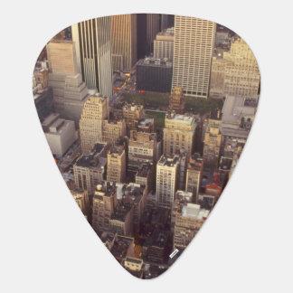 New York City Guitar Pick