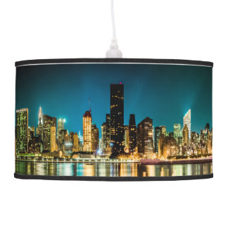 New York City Hanging Light Pendant Lamps