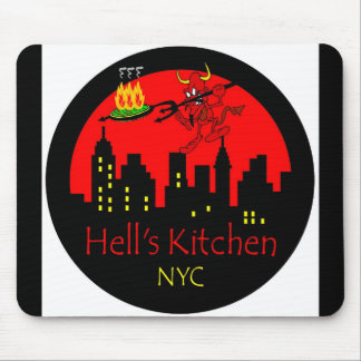 New York City Hell's Kitchen Mouse Pad