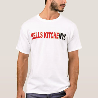 New York City Hells Kitchen T-Shirts