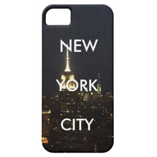 New York City iPhone 5E/5/5s Phone case