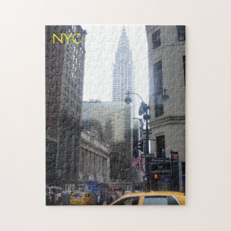 New York City Jigsaw Jigsaw Puzzle
