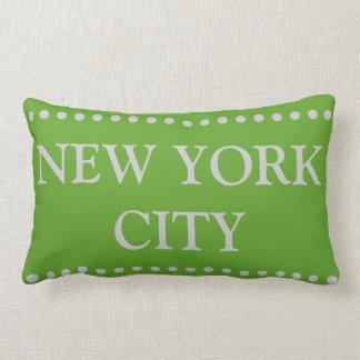 New York City Lumbar Pillow