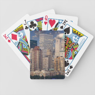 New York City Manhattan Bicycle Playing Cards