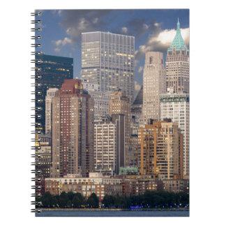 New York City Manhattan Note Book