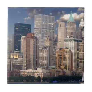 New York City Manhattan Tiles