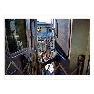 New York City Metro Postcard