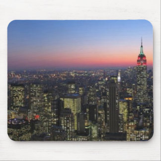 new-york-city mouse pad