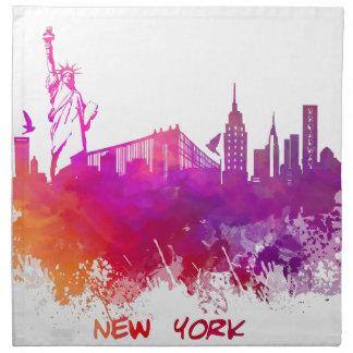New York City Napkin
