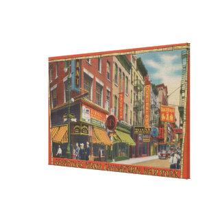 New York City, New York Canvas Print