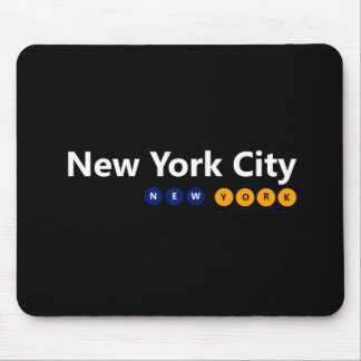 New York City, New York Mousepad