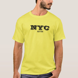 NEW YORK CITY, NEW YORK T-Shirt
