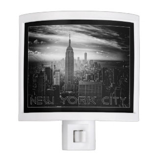 NEW YORK CITY night light