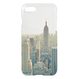 New York City NY NYC skyline travel wanderlust iPhone 8/7 Case
