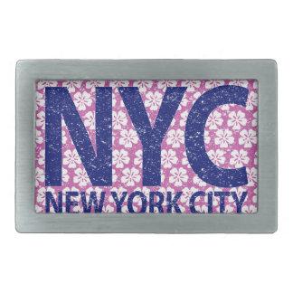 New york city NYC Belt Buckle