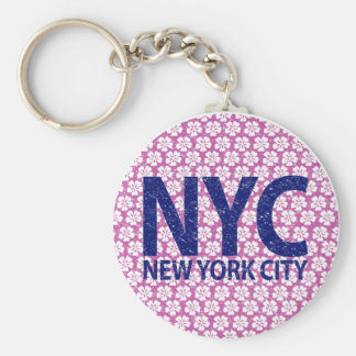 New york city NYC Keychain