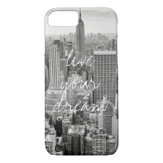 New York City NYC live your dream travel Case-Mate iPhone Case