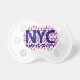 New york city NYC Pacifier